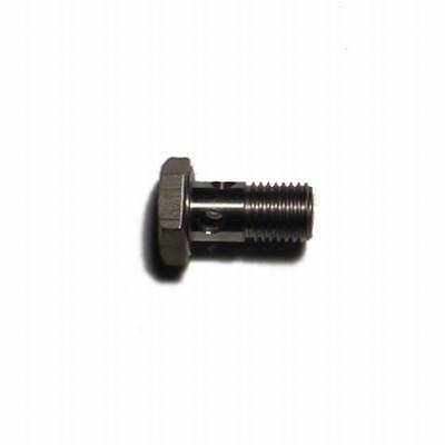 Rattlin' Truck and Tractor - 12mm High Flow Stainless Banjo Bolt