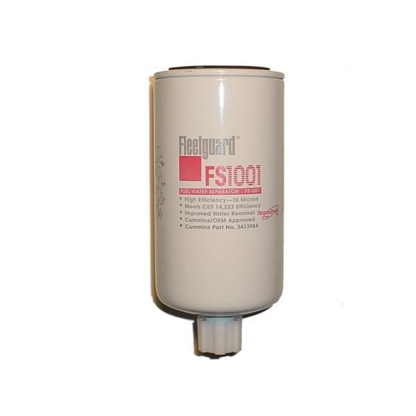 Fleetguard - Fleetguard FS1001 10 Micron Fuel/Water Separator
