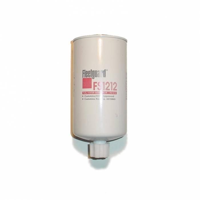 Fleetguard - Fleetguard FS1212 20 Micron Fuel/Water Separator