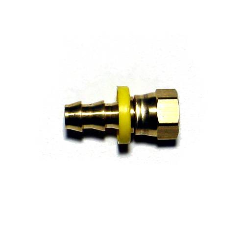 """Rattlin' Truck and Tractor - -5an x 5/16"""" Push Lock Fitting"""