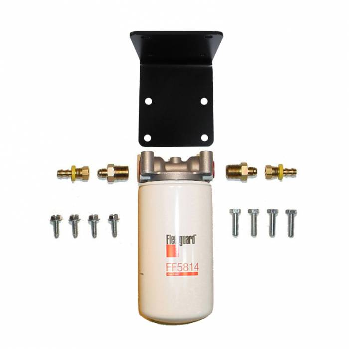 Rattlin' Truck and Tractor - Universal Inline 3 Micron FF5814 Fuel Filter