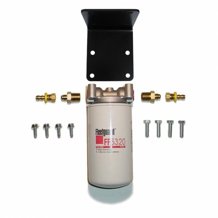 Rattlin' Truck and Tractor - Universal Inline 5 Micron FF5320 Fuel Filter