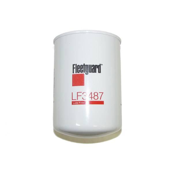 Fleetguard - Fleetguard LF3487 Oil Filter for MEP-002A, MEP-003A, MEP-004A, and MEP-005A w/Spin-on Kits