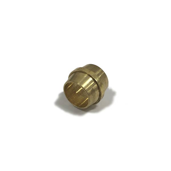 "Parker - Brass Compression Ferrule for 1/4"" Nylon Tubing"