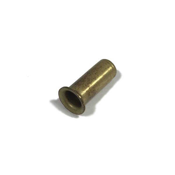 """Parker - Brass No-Crush Insert for 3/8"""" Nylon Tubing Compression Fittings"""