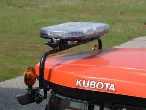 Kubota Grand L40 Cab Mounted Rear Light Bar