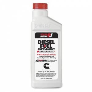 Diesel Fuel Supplement +Cetane Boost 32 oz. Bottle