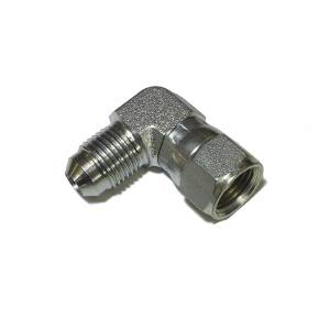 -5 an 90° Auxiliary Fuel Hose Adapter
