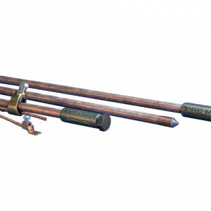 Erico / Eritech 635837 Grounding Rod Kit - NSN 5975-00-878-3791