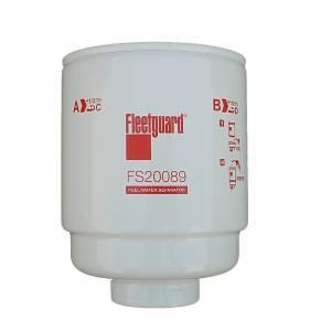'13-'18 Fleetguard FS20089 Primary Fuel Water Separator Filter