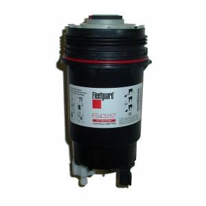 '07.5-'09 Fleetguard FS43257 FS-2 Fuel Filter & Shell